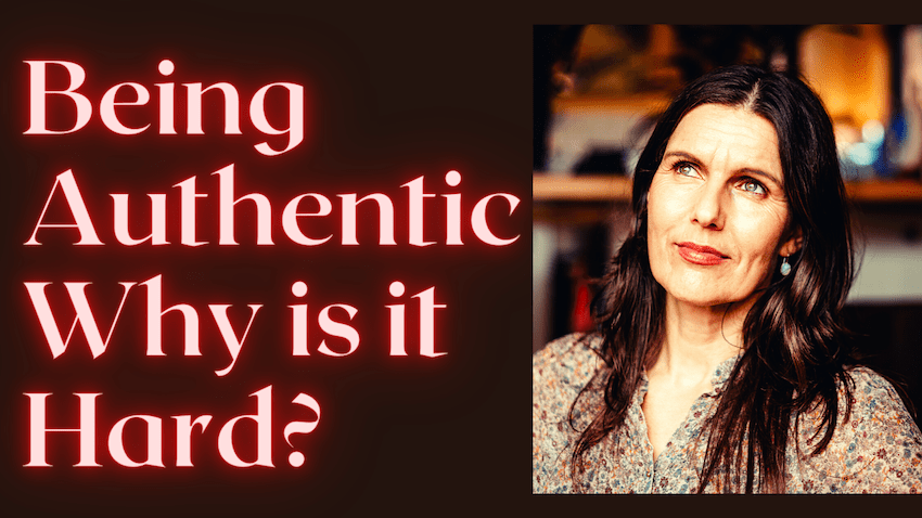 being authentic why is it hard-min